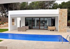 Moraira modern new build villas for sale