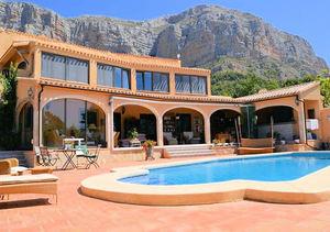 6 Bedroom Villa for Sale Javea Montgo