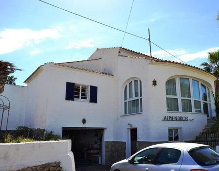 Lovely Villa close to the beach in Jávea