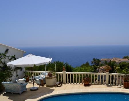 Fantastic Villa with breathtaking sea views in Jávea