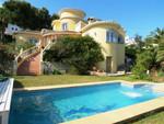3 bedroom Villa for sale in Moraira €385,000