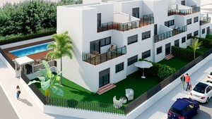 3 bedroom Townhouse for sale in Denia
