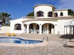 3 bedroom Villa for sale in Moraira €375,000