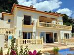 5 bedroom Villa for sale in Benissa