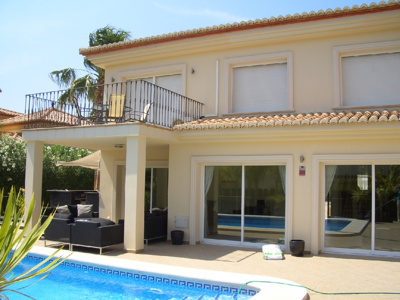 5 bedroom Villa for sale in Moraira